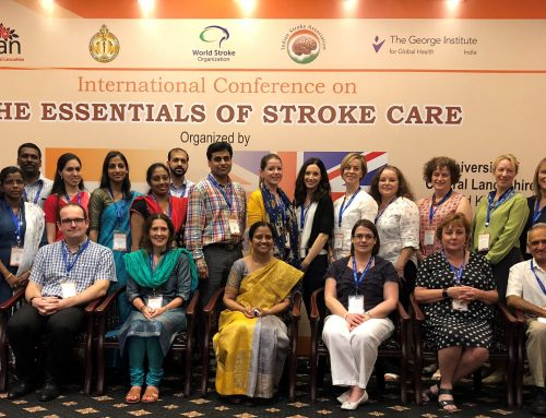 Stroke experts share specialist knowledge